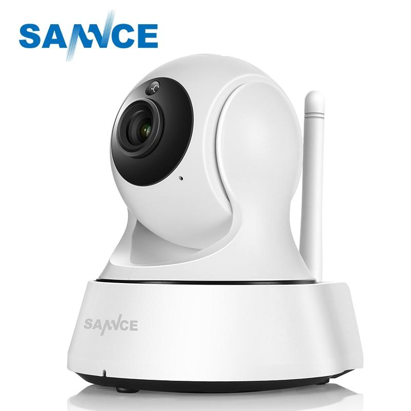 SANNCE Wireless 720P Wifi IP Camera indoor Home Security IP Camera Baby Monitor CCTV Surveillance WI-FI Camera