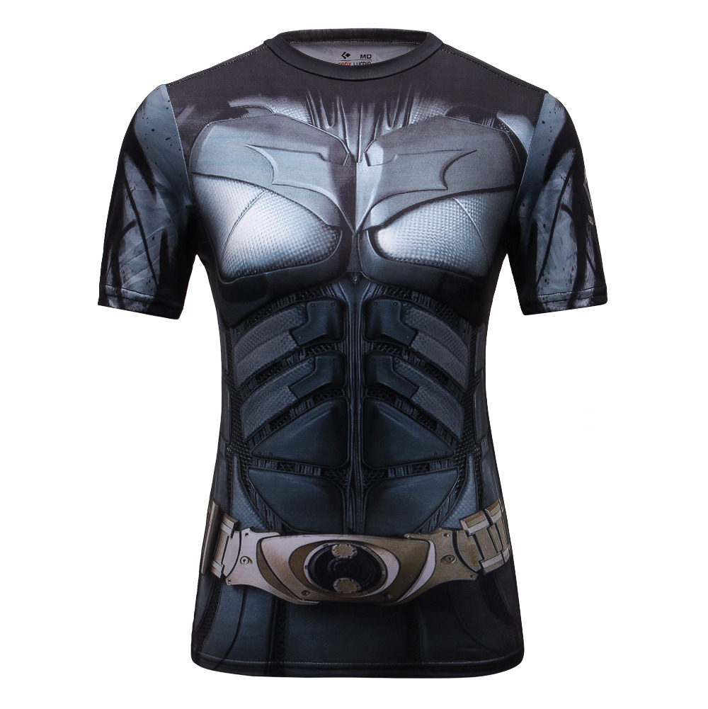 China supplier wholesale fitness clothing avengers marvel for T shirt suppliers wholesale