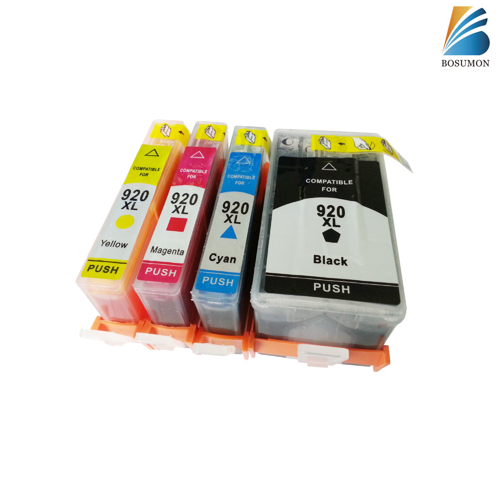 920 ink cartridge For hp 920 XL compatible for HP Officejet 6000 6500 Wireless 6500A 7000