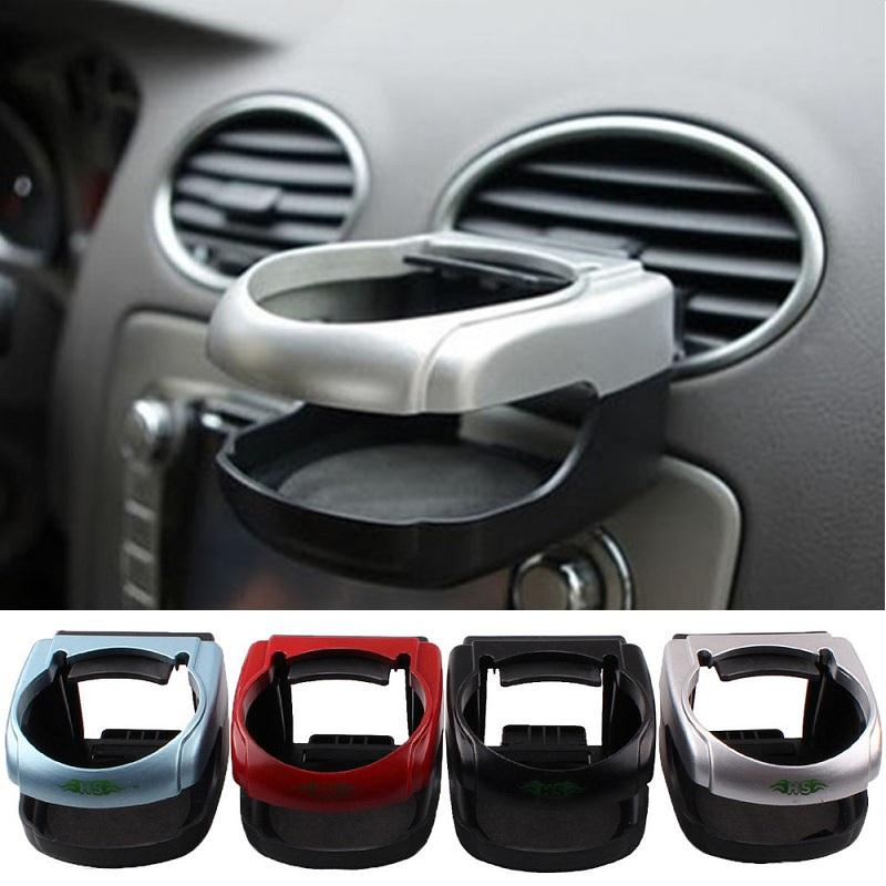 Car Vehicle Truck Folding Beverage Water Drink Cup Bottle Holder Color Random Fit for Car/Truck/SUV/Boat Universal Car Styling