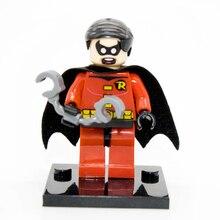 Single Sale Robin Minifigures Super Hero Building Block Sets Model Bricks Toys XINH012 Juguetes Educativos
