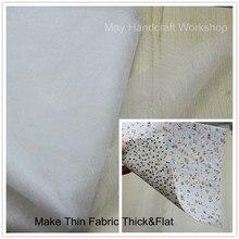 Lining Fabric Iron Thick