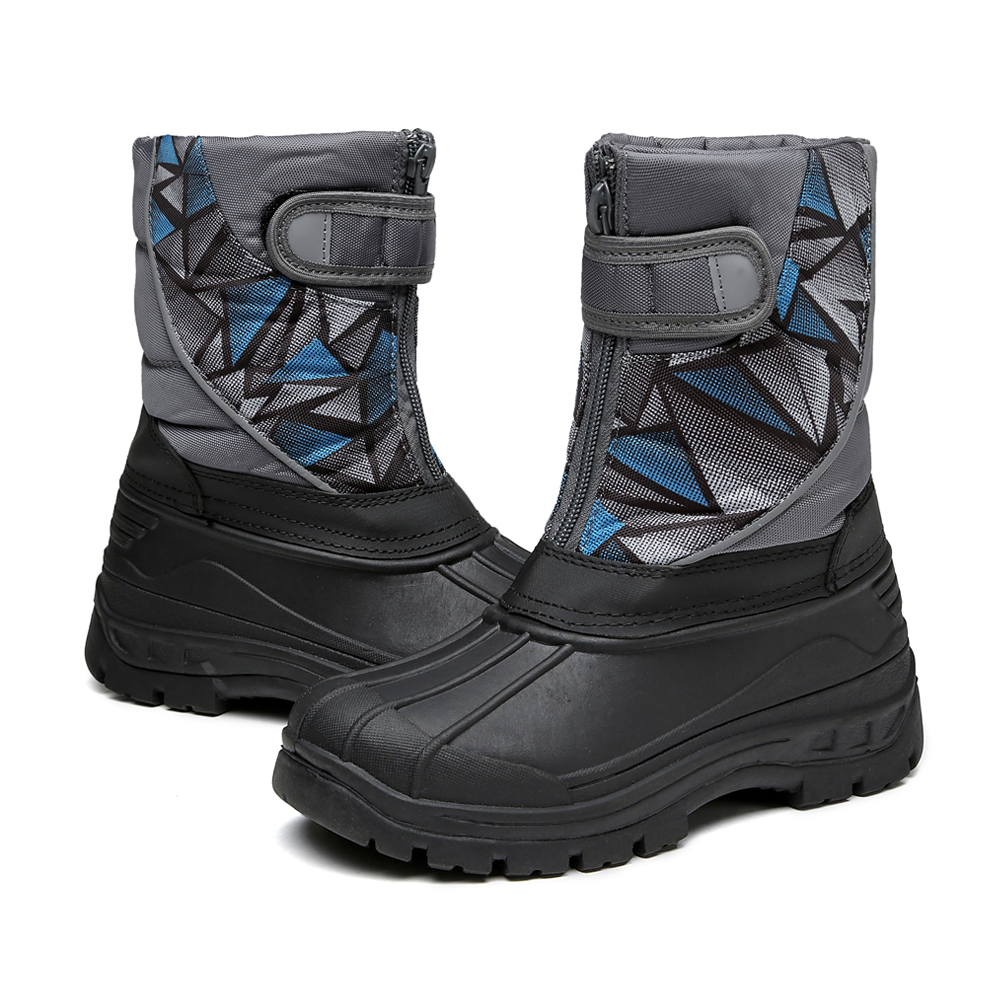 2191d49a2b6f Drka children waterproof snow boot shoes kids warm ankle winter boots snow  boots wholesale retail jpg