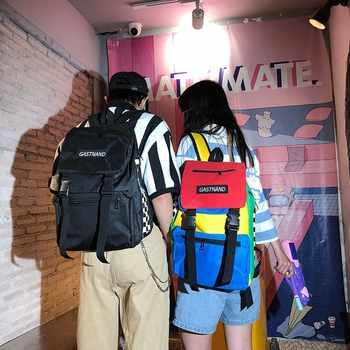 Unisex Women Backpack Waterproof Nylon Men Backpack Casual Women\'s Backpacks Female Casual Travel Bags Mochilas Feminina