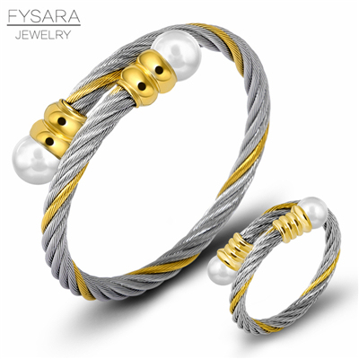FYSARA Cable Wire Jewelry...