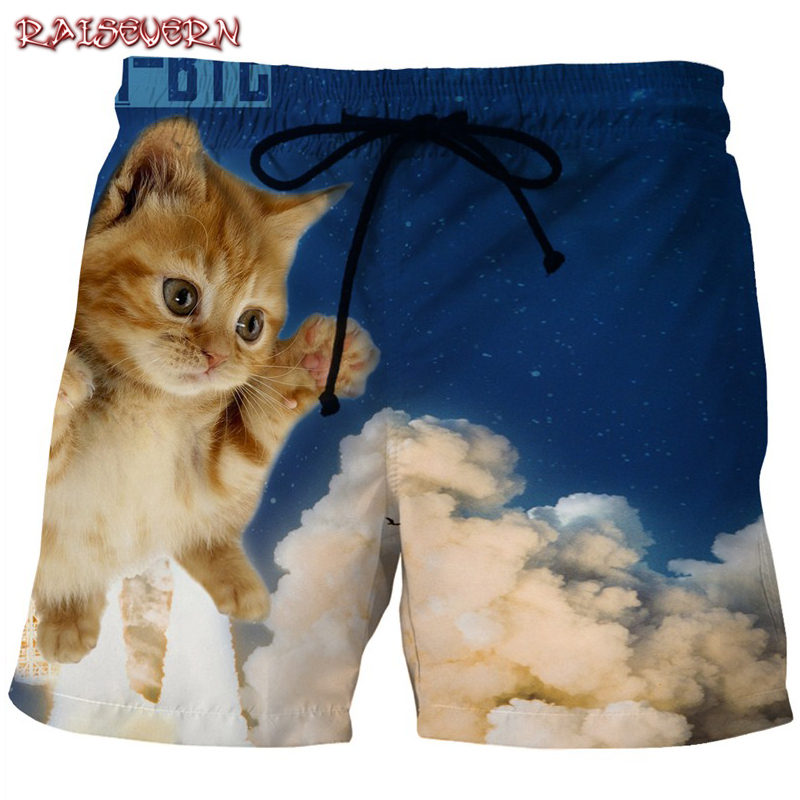 Standing Anime 3d Printed Summer Shorts Men Casual Board Shorts Plage Quick Dry Shorts Swimwear Streetwear Dropship Zootop Bear Complete In Specifications Men's Clothing