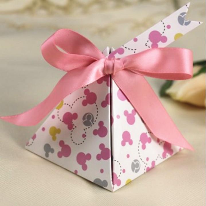 Korean Baby Gift Ideas : Pcs cute korean style triangular pyramid baby shower