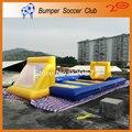 Производитель! дешевые цены! портативный надувные футбольное поле, надувные суда футбол, надувные футбольное поле для продажи