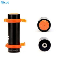NICOT IPX8 Waterproof Muisc MP3 Player 8GB 4GB for Underwater Swimming Diving with FM Radio Arm Brand Water Resistant