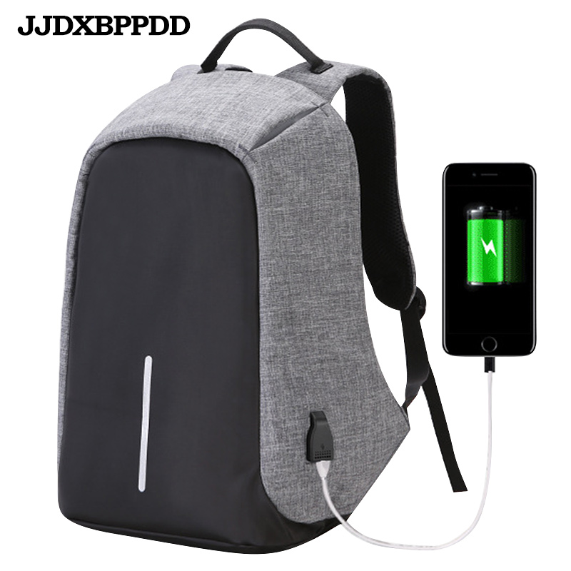Men Business Backpacks USB Charging Design School Backpack for Teenagers Laptop Backpack Anti-theft Bags for Trip Drop shipping ozuko men backpacks new design waterproof anti theft usb charge large travel bag 15 6 laptop backpack school bags for teenagers