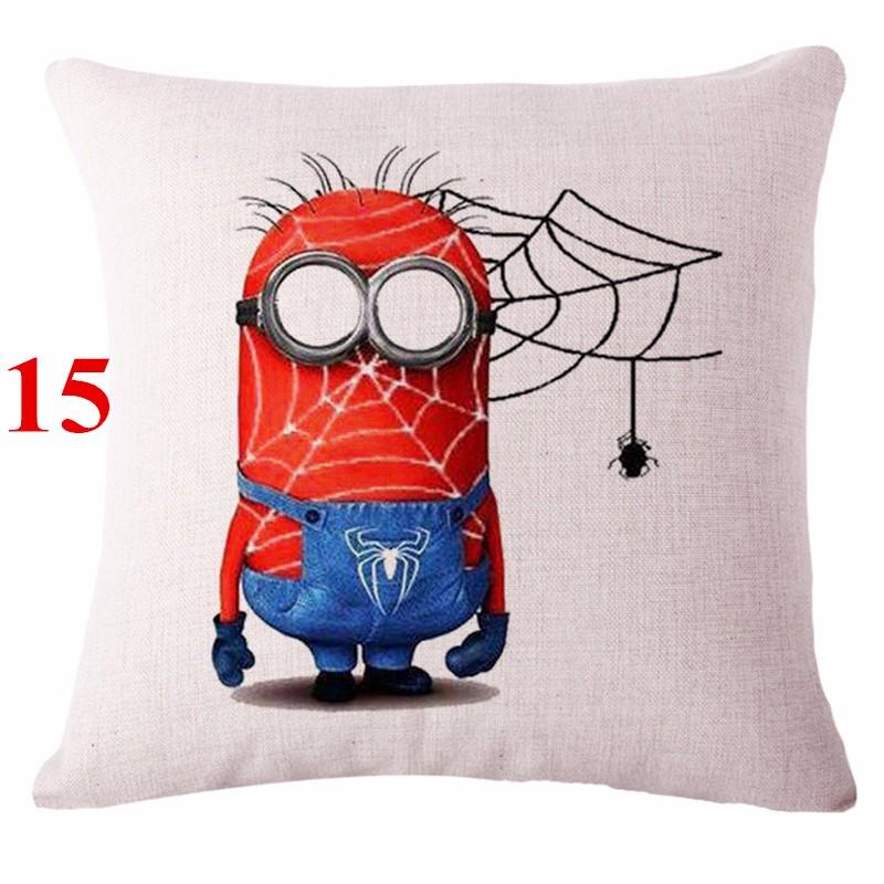 Superhero Despicable Me Minions Pillowcase