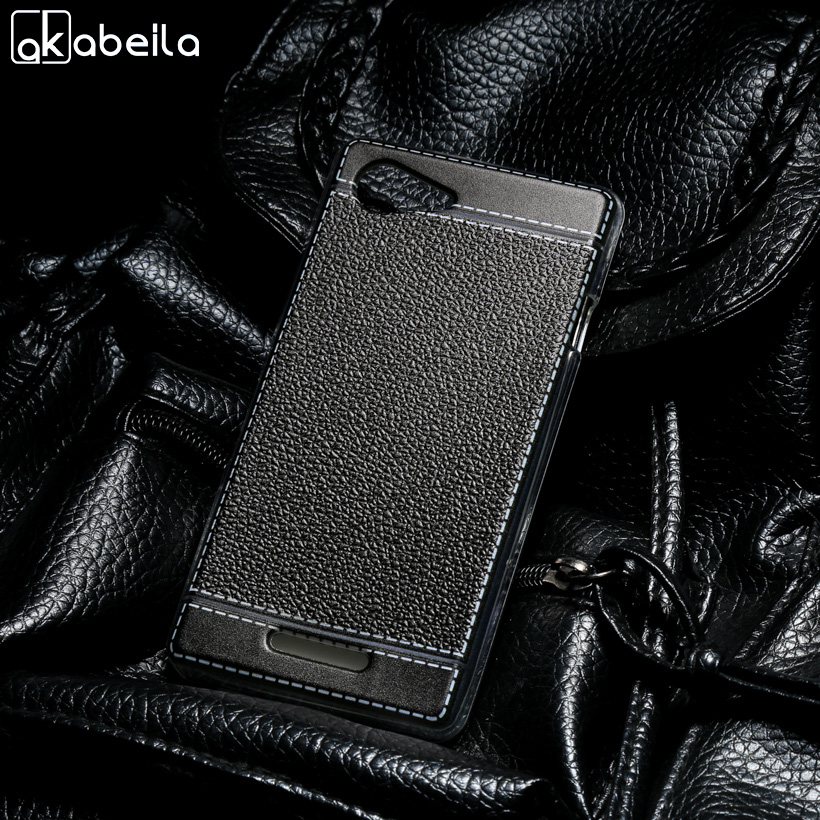 AKABEILA Phone <font><b>Cover</b></font> Cases For <font><b>Sony</b></font> <font><b>Xperia</b></font> E2 <font><b>E3</b></font> Dual D2203 D2243 6.1 inch D2202 D2206 <font><b>D2212</b></font> <font><b>Cover</b></font> Phone Bags <font><b>Back</b></font> Soft TPU Case image