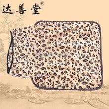 Jade germanium tourmaline foot warmer heated cushion dual heating warm feet treasure 45X45