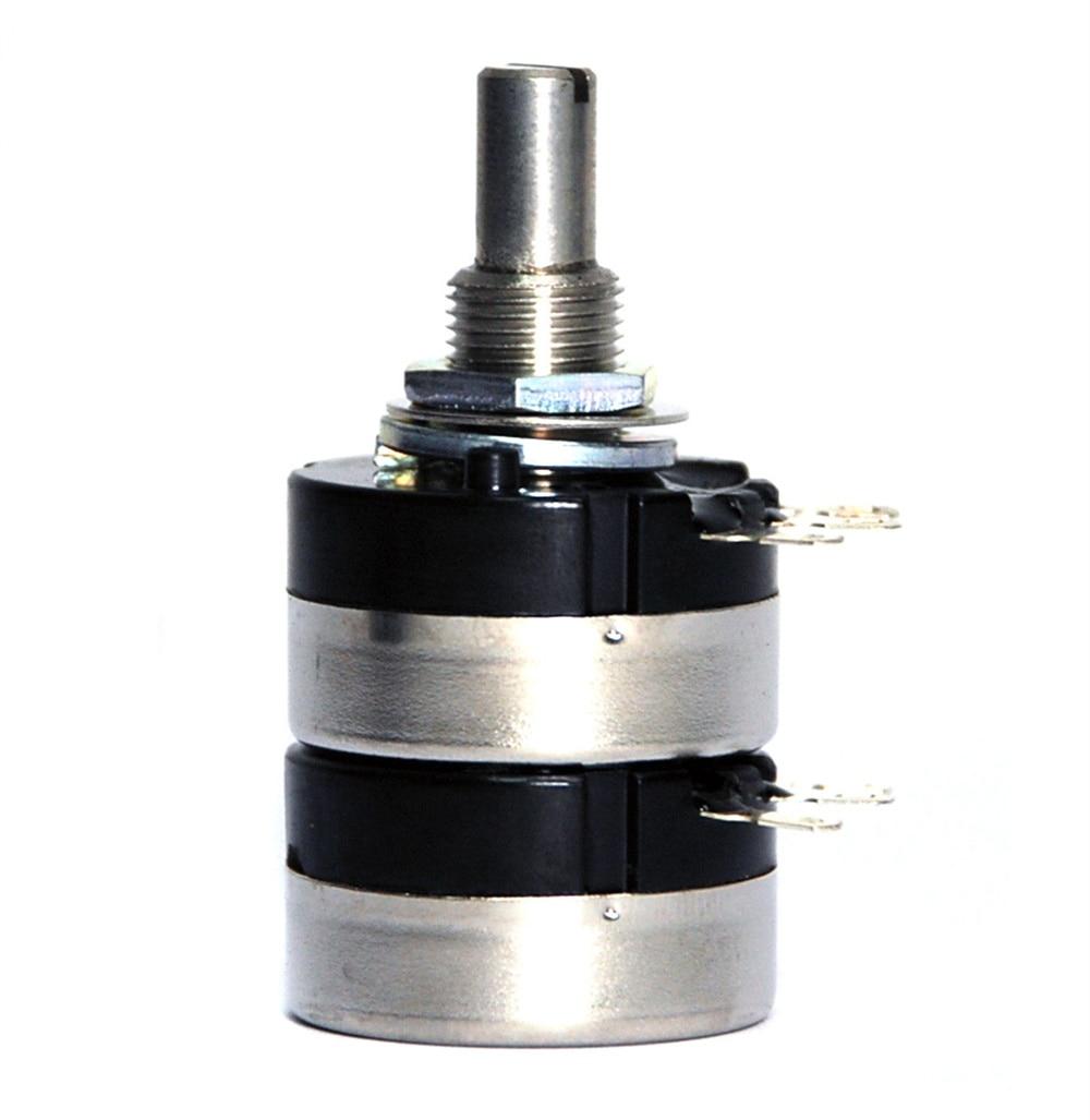 RV24YG 20S B503 Cosmos Tocos Dual Potentiometer 50K Ohm  24mm canada 24 type potentiometer 2 5k