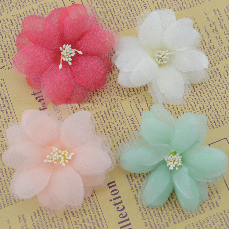 Artificial flowers new hot beautiful yarn fake flowers simulation artificial flowers new hot beautiful yarn fake flowers simulation flowers silk flower hair accessories diy corsage mightylinksfo
