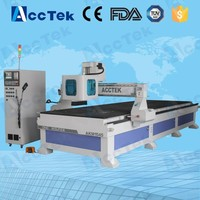 CE standard high quality cnc vacuum table wood router machine furniture equipment for sale