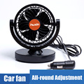 24V New Mini  Vehicle  Fan Cooling Slient   Air Fan for Bus ,Truck Adjustment 1.8m Power cord length simple operate