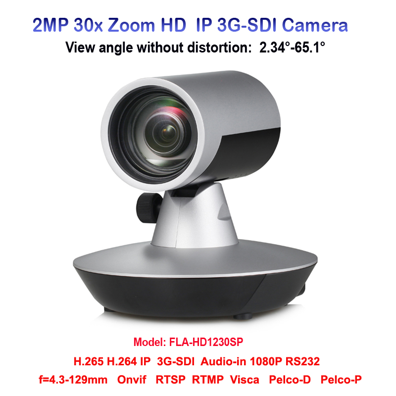 2MP 30x Optical Zoom 1080p 60fps HD Color Video Conference Camera with 3G-SDI IP RS232 Audio input 2mp hdmi full hd broadcast 12x zoom ptz video conference camera audio with ip usb2 0 usb3 0 interface