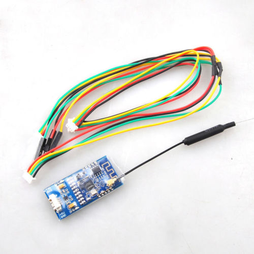 F19609 Newest Wireless WIFI Radio Telemetry for APM 2.6 Pixhawk PX4 Replace Traditional 3DR Telemetry for Mobile Phone Computer minimosd on screen display osd board apm telemetry to apm 1 and apm 2