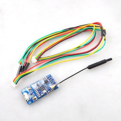 F19609 WIFI Radio telemetría para APM 2,6 Pixhawk PX4 reemplazar tradicional 3DR telemetría para la computadora del teléfono móvil