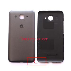 """Image 5 - front lcd screen middle bezel Battery Door Back Cover Housing Case for Huawei Y3 2017/Y3 2018/Y5 lite 2017  5.0"""""""