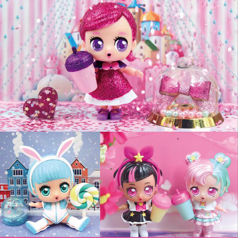 Lol Series 1 Sugar Queen Big Sister Doll Warm And Windproof Dolls Other Dolls