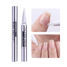 1 flaska BORN PRETTY Nail Cuticle Oil 2ml Fruktblomma Flavor Manicure Nail Art Nutrition Care