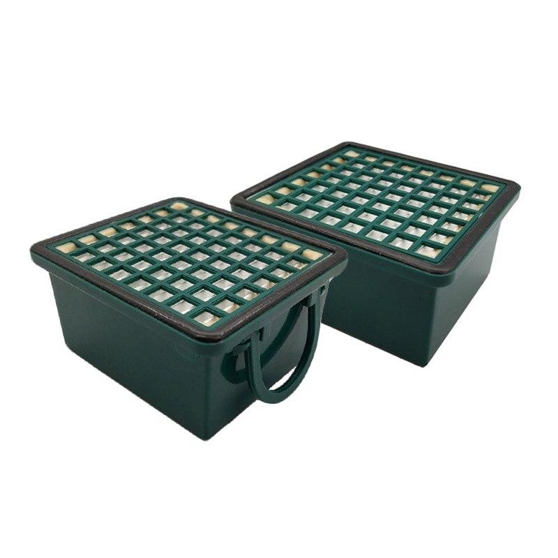 2x For Vorwerk Kobold VK130 VK131 HEPA Filter Vacuum Cleaner FP130 FP131 KOBOLD130 KOBOLD131 Filters Vacuum Cleaner Accessory