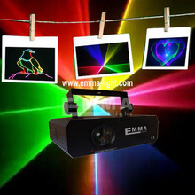 New Arrival Black Mini Projector Red & Green&blue DJ Disco Stage Light Xmas Party Laser Lighting Show, Free & Drop Shipping