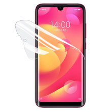 Full Cover Hydrogel Screen Protector On The For Xiaomi Play Mi 8 Lite Pro A2 Lite TPU Film For Redmi Note 7 Pro Protective Film(China)