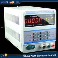 220 V/110 V 5 Ps Wyświetlacz Cyfrowy Sterowania 30 V 5A DPS-305BF Laboratorium Regulowany zasilacz DC dla Laptop Naprawa z Wtyczkami