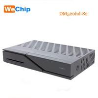 DM520hd DVB-C/T2 Tuner 750 MHz Linux OS 2000 DMIPS Prozessor cpu TV receptor Full HD HDTV H.265 dm520 RAM 512 FLASH 512 NAND caja