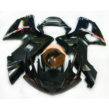 For KAWASAKI ZX-6R 2003 2004 03 04 (5) Injection Mold ABS Racing Bodywork Fairing [CK708]