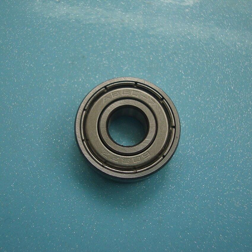 1000 unités/lot 608ZZ ABEC-7608Z roulement roues de patin portant 8*22*7mm roulement à billes