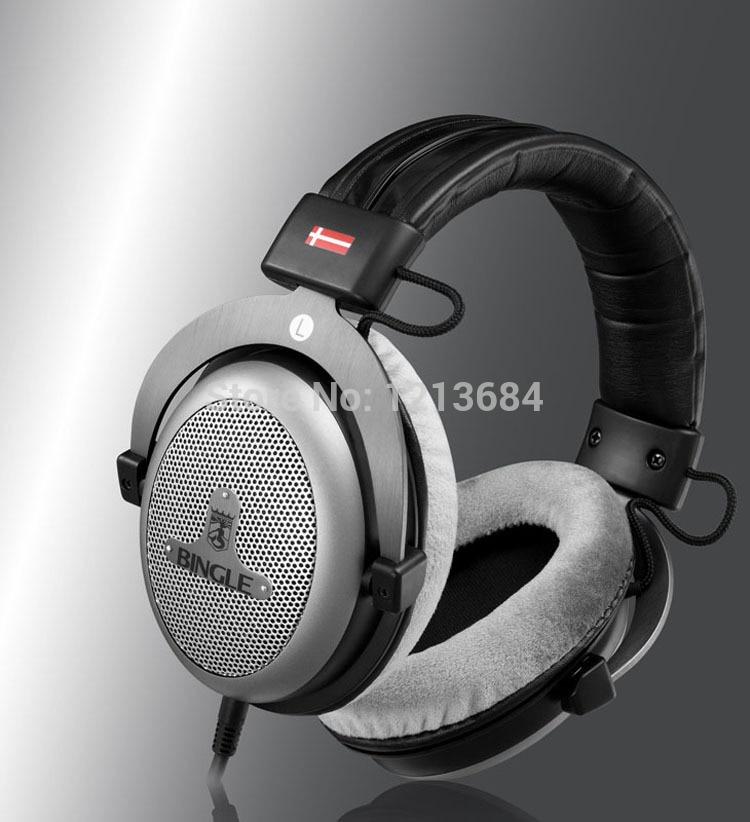 Bingle B910 B910 M Noise Cancelling Deep Bass Over Ear Stereo HIFI DJ HD Studio Music
