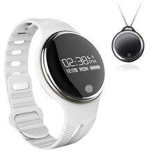 E07 Bluetooth Smart Браслет часы Спорт Здоровый Шагомер сна Мониторы NOJL18