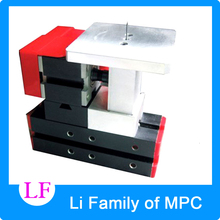 All-Metal 6 in 1 Mini Lathe Milling Drilling Wood Turning Jag Saw and Sanding Combined Machine DIY Tool