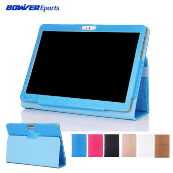 New PU Leather Cover for DEXP Ursus P310 4G/P210/TS310/P110/10E/TS110/N110/L110 3g 4g 10.1 inch Tablet Folio Stand Case image