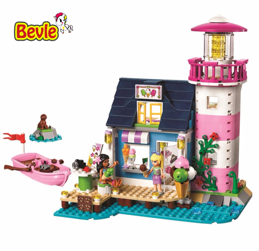 Bevle Bela 10540 Friends Series Villa Vacation Seaside Beach Building Block Compatible with Lepin Brick Toy 41094 women sandals 2017 summer shoes woman flips flops wedges fashion gladiator fringe platform female slides ladies casual shoes