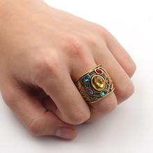 Avengers Endgame Infinity rings For Women Men  Power Fashion Jewelry