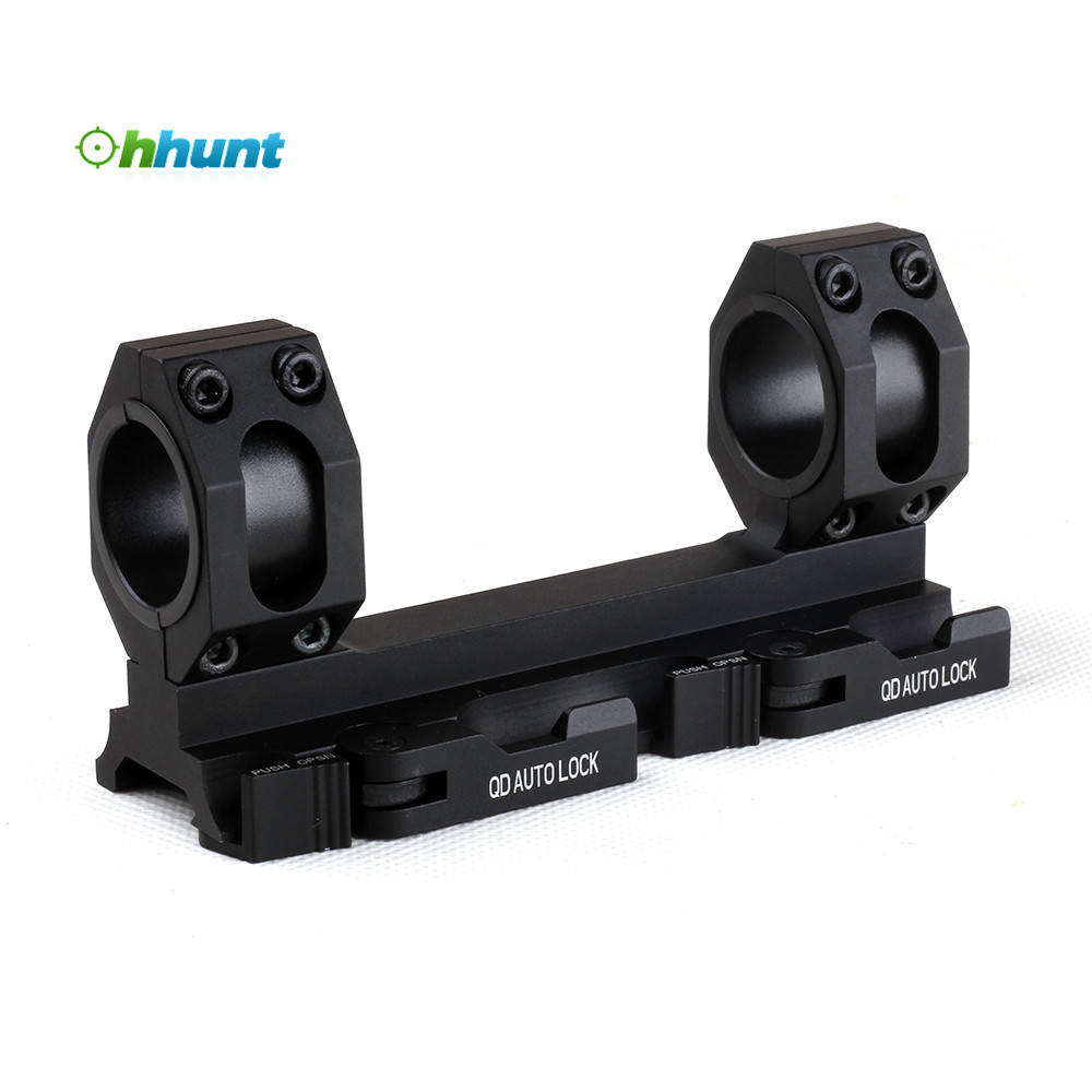 Ohhunt Rock-Solid Hunting Tactical Scope 25.4mm 30mm tejedor - Caza - foto 2