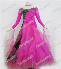Free shipping New Fashion Ballroom Dance Dress Costume,Ballroom Dress,Dance Dress,Tango Dance Dress,Wholesale B-0062