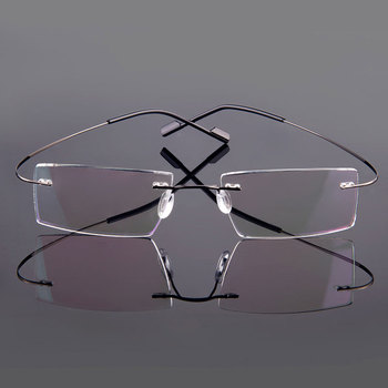 Gmei Optical Rimless Glasses  2