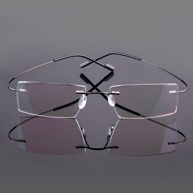 Gmei Optical Rimless Glasses  2