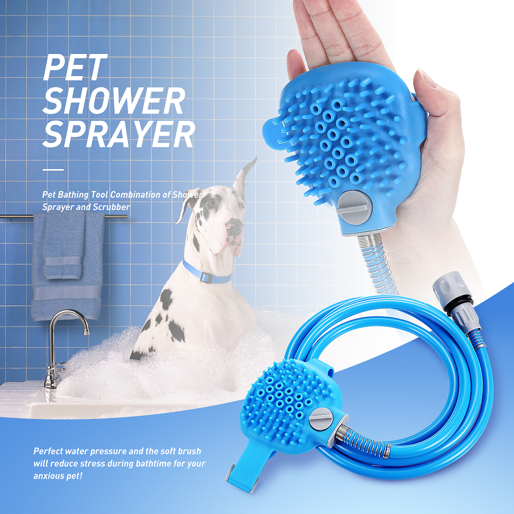 Original Bath Shower Pet Bathing Sprayer Combination Of Shower ...