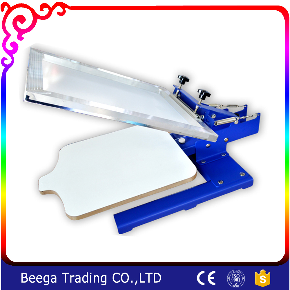 Online get cheap direct screen printing for Single shirt screen printing