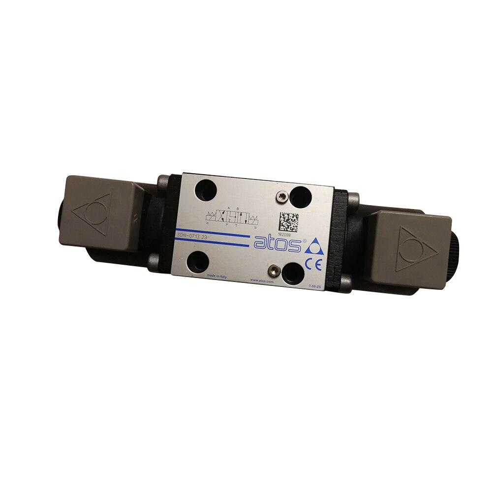 ATOS hidrolik elektromanyetik vana DHI-0713-23 24 V 110VAC DCATOS hidrolik elektromanyetik vana DHI-0713-23 24 V 110VAC DC