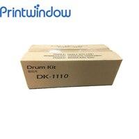 Printwindow Барабаны блок для Kyocera dk 1110 1020 1040 1060 p1025d Барабаны комплект картриджей