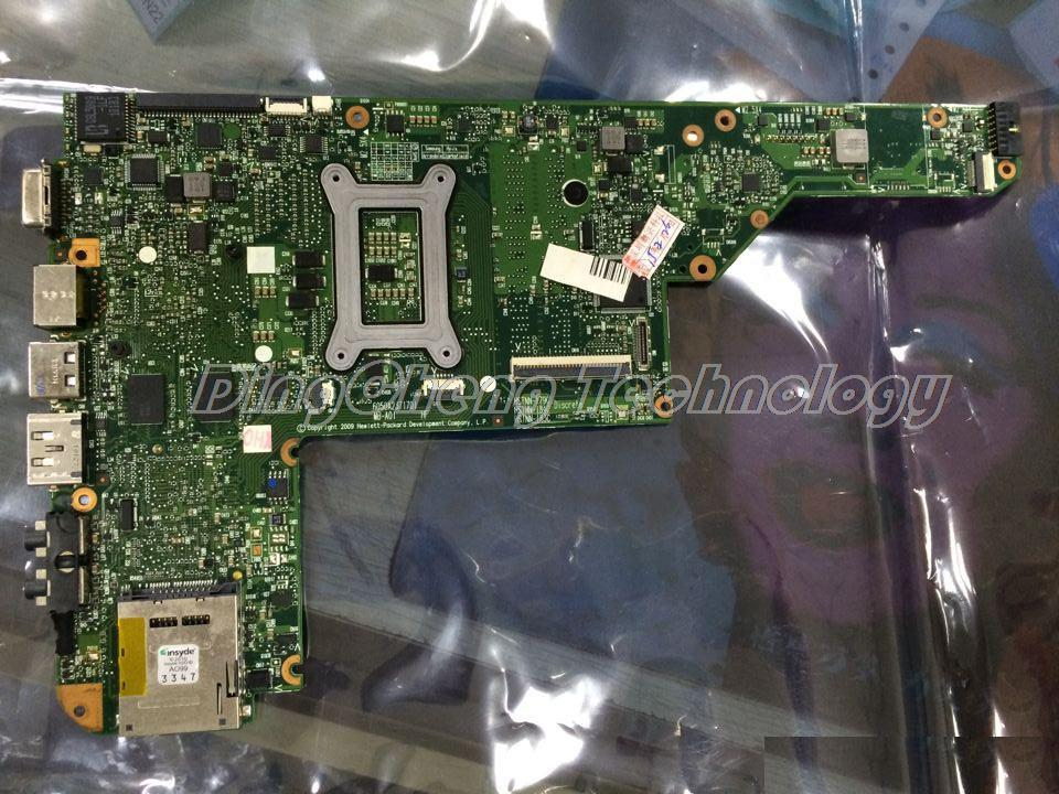 SHELI laptop Motherboard for hp DV3-4000 G32 CQ32 DV3 notebook mainboard 630819-001 100% Tested цена и фото