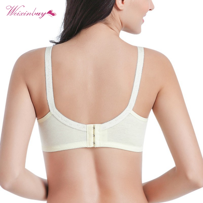 Feeding Bra Nursing Bra Maternity Breastfeeding Bra Prevent Sagging For Pregnant Women Underwear Plus Size Breast